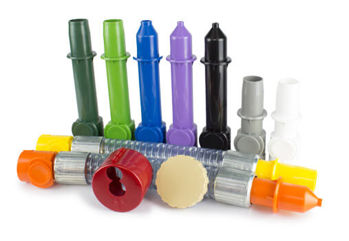 Oil Transfer Containers Colour Coding